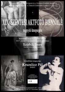 Aktfotó Biennálé plakát 2017 k