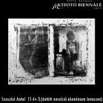 Szaszkó Antal - 15 év 3. (öntött emulzió alumínium lemezen)