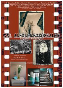 Alföldi Fotószalon plakát 2015
